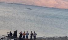 عرابة: إنقاذ شابين والبحث عن ثالث ببحيرة طبرية