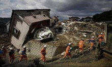 اليابان تواجه الإعصار بعد الأمطار الغزيرة وموجات الحر