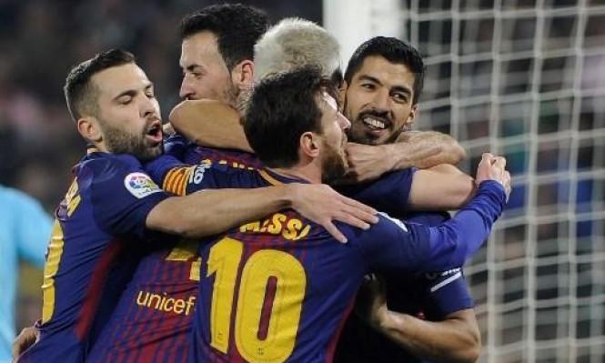 برشلونة يرغب بإتمام صفقة مستحيلة