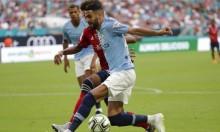 الجزائري محرز يتعرض لإصابة ويثير قلق فريقه