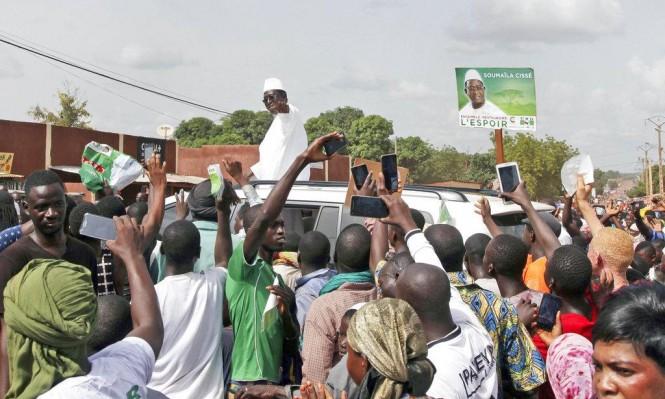 24 مرشحا يتنافسون بانتخابات الرئاسة بمالي