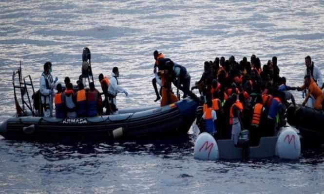 تونس تستقبل 40 مهاجرا عالقين منذ أسبوعين قبالة سواحلها