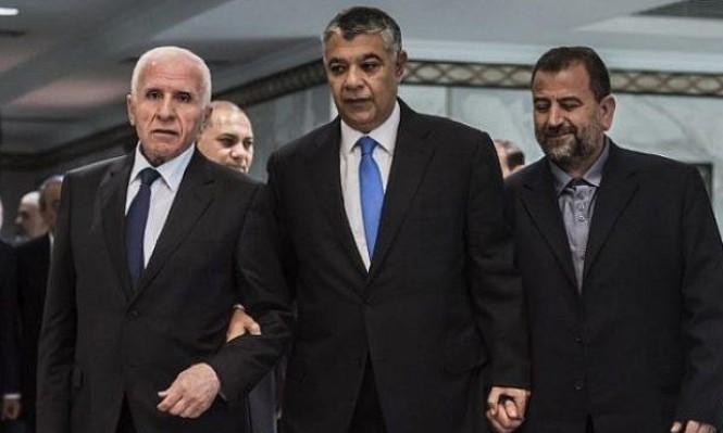 وفد من فتح يصل القاهرة لتسليم تصور المصالحة