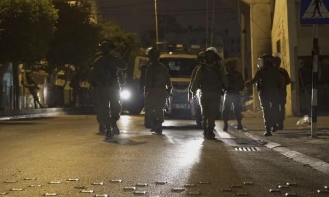 الاحتلال يعتقل 17 فلسطينيًّا في الضفة