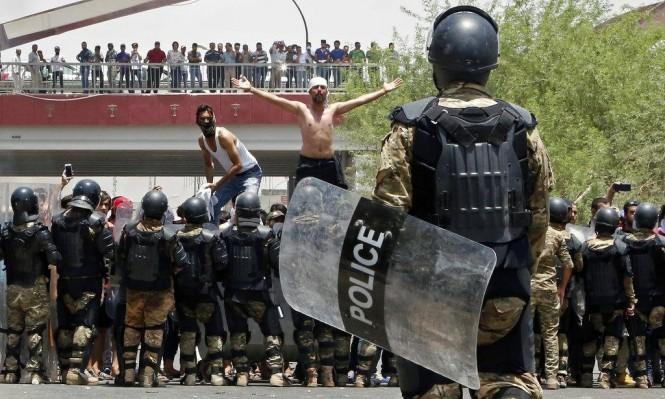 الحركة التجارية في العراق تتأثّر بالاحتجاجات الشعبيّة