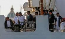 هل أعادت سفينة إيطالية 108 لاجئين إلى ليبيا؟
