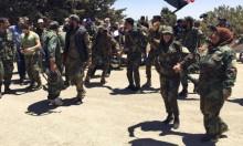 """النظام يسيطر على حوض اليرموك وفشل المفاوضات مع """"داعش"""""""