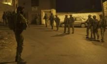 اعتقال 17 فلسطينيا وإصابة مجندة للاحتلال بمواجهات بالدهيشة