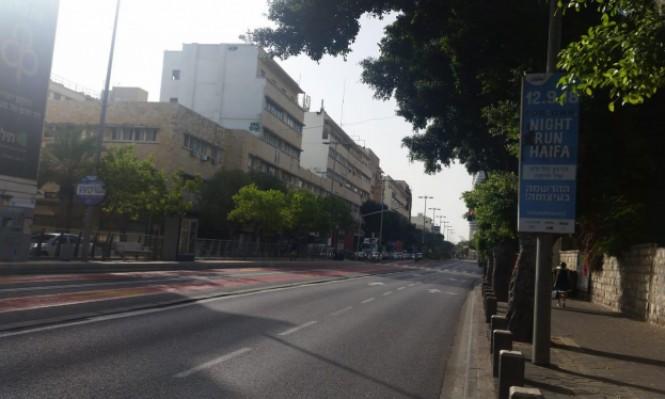 حيفا: إصابة شاب في جريمة إطلاق نار