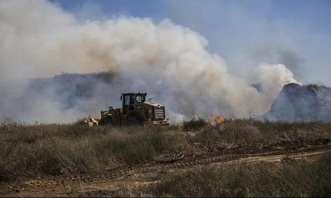 """""""حدث أمني"""" في """"غلاف غزة"""": طريق مختصرة نحو قاعدة للاحتلال"""
