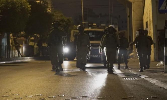 إصاباتٌ بالاختناق بمواجهات مع الاحتلال في سبسطية وطوباس