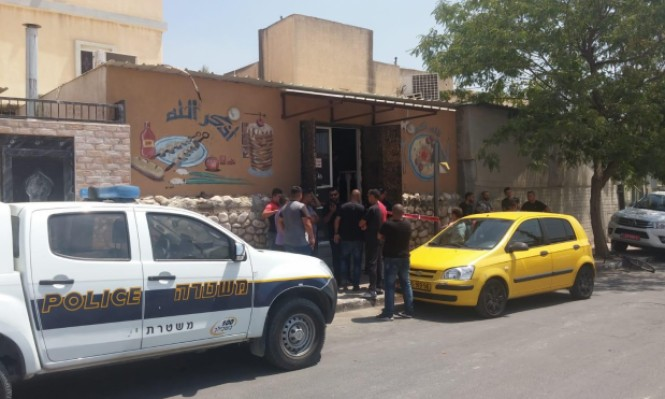 تل السبع: إصابة شاب في جريمة إطلاق نار