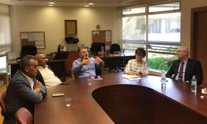 القائمة المشتركة تطالب اتحاد البرلمانيين الدولي بمعاقبة إسرائيل