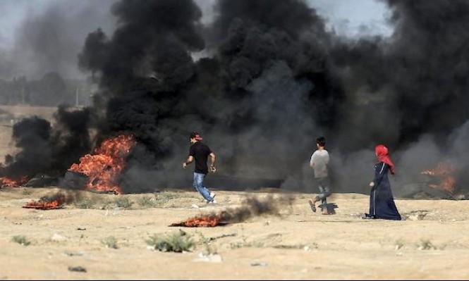 """هيئة مسيرات العودة: سنُسلّم """"الجنايات الدوليّة"""" ملفًا يوثّق انتهاكات الاحتلال"""