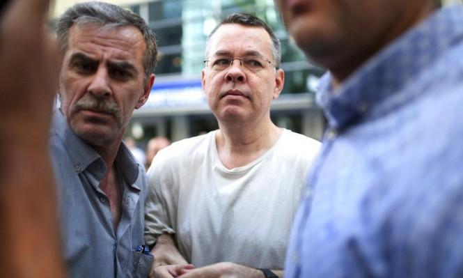 الولايات المتحدة تفرض عقوبات على تركيا