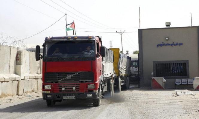 الاحتلال يمنع إدخال الغاز والوقود إلى غزة