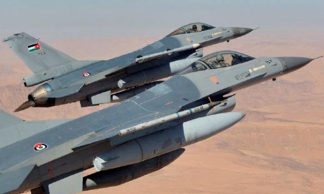 """الجيش الأردني يقصف """"داعش"""" عند الحدود مع سورية"""