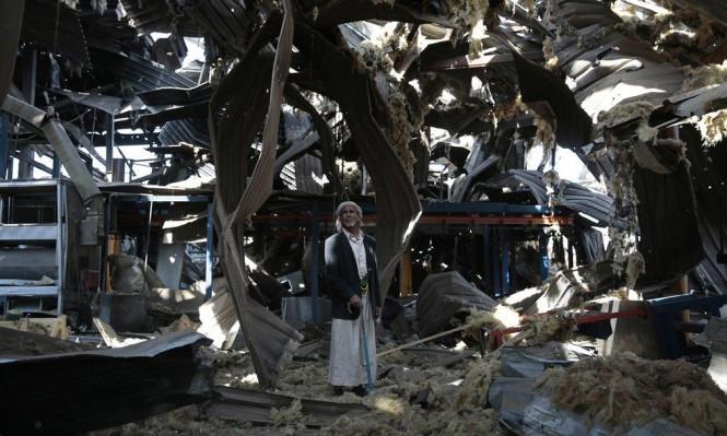 اليمن: عشرات القتلى والجرحى في غارة للتحالف على الحديدة