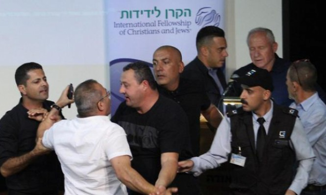 """""""إسرائيل دولة أبرتهايد"""": نتنياهو يفض اجتماعه مع قيادات درزية"""