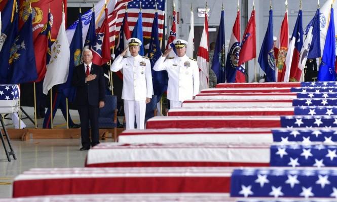 إعادة رفات مئات الجنود الأميركيين قتلوا بالحرب الكورية