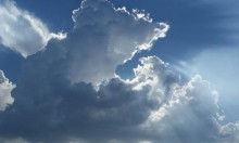 حالة الطقس: غائم جزئيا حتى الغد