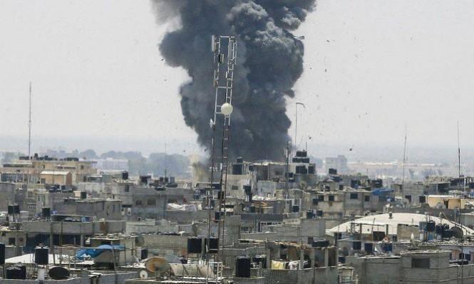 غزّة: مدفعية الاحتلال تستهدف موقعا شرق رفح
