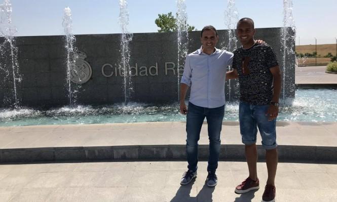 لاعب مغربي ينضم إلى ريال مدريد