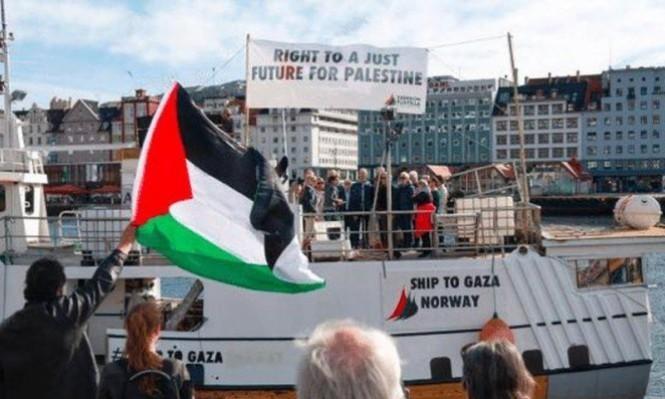 """إسرائيل تُعذّب ناشطي """"سفينة العودة"""""""