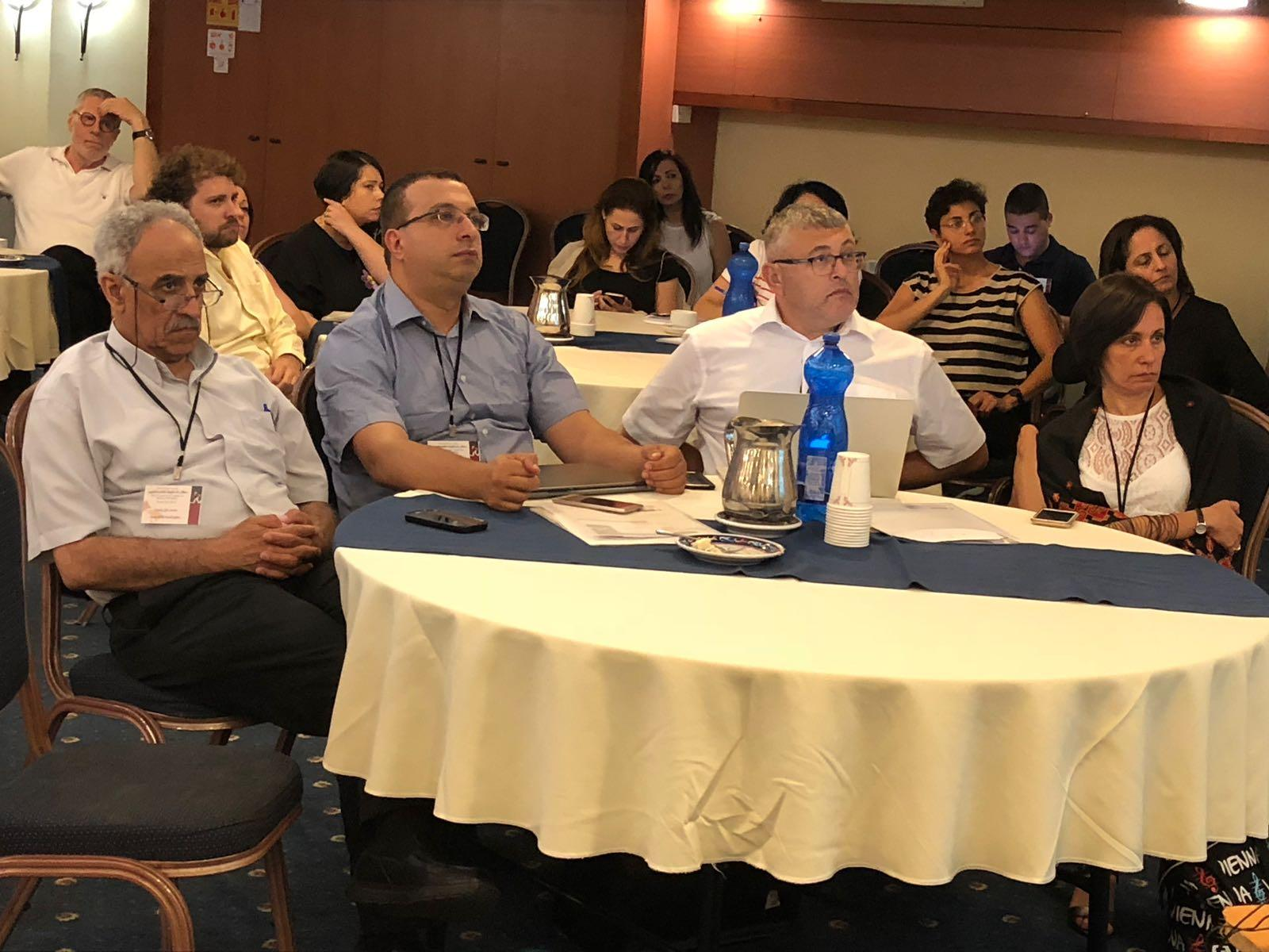 """أبحاث مثيرة على طاولة مؤتمر """"مدى الكرمل"""" الرابع لطلاب الدكتوراه"""