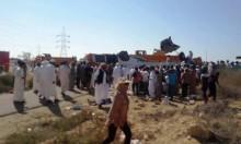 مقتل 12 وإصابة 27 بانقلاب حافلة قرب الإسكندرية