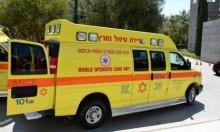 إصابة حرجة لشاب جراء انفجار عبوة ناسفة قرب طوبا