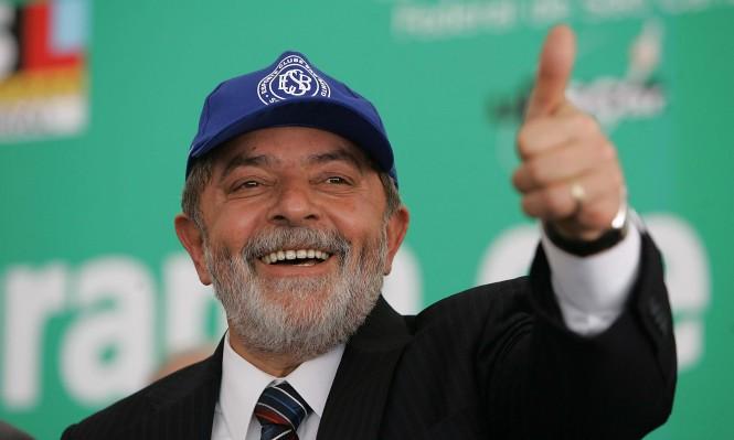 العمال البرازيلي يختار لولا دا سيلفا المسجون مرشحه للرئاسة