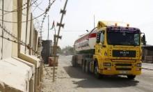 """مصر تسمح بإدخال الغاز لغزة بالتوازي مع مفاوضات """"التهدئة"""""""