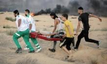 شهيد بغزة وإصابات برصاص الاحتلال الحي شرق البريج