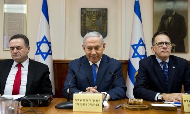 """""""الكابينيت"""" يناقش مقترح """"التهدئة"""" مع غزة"""