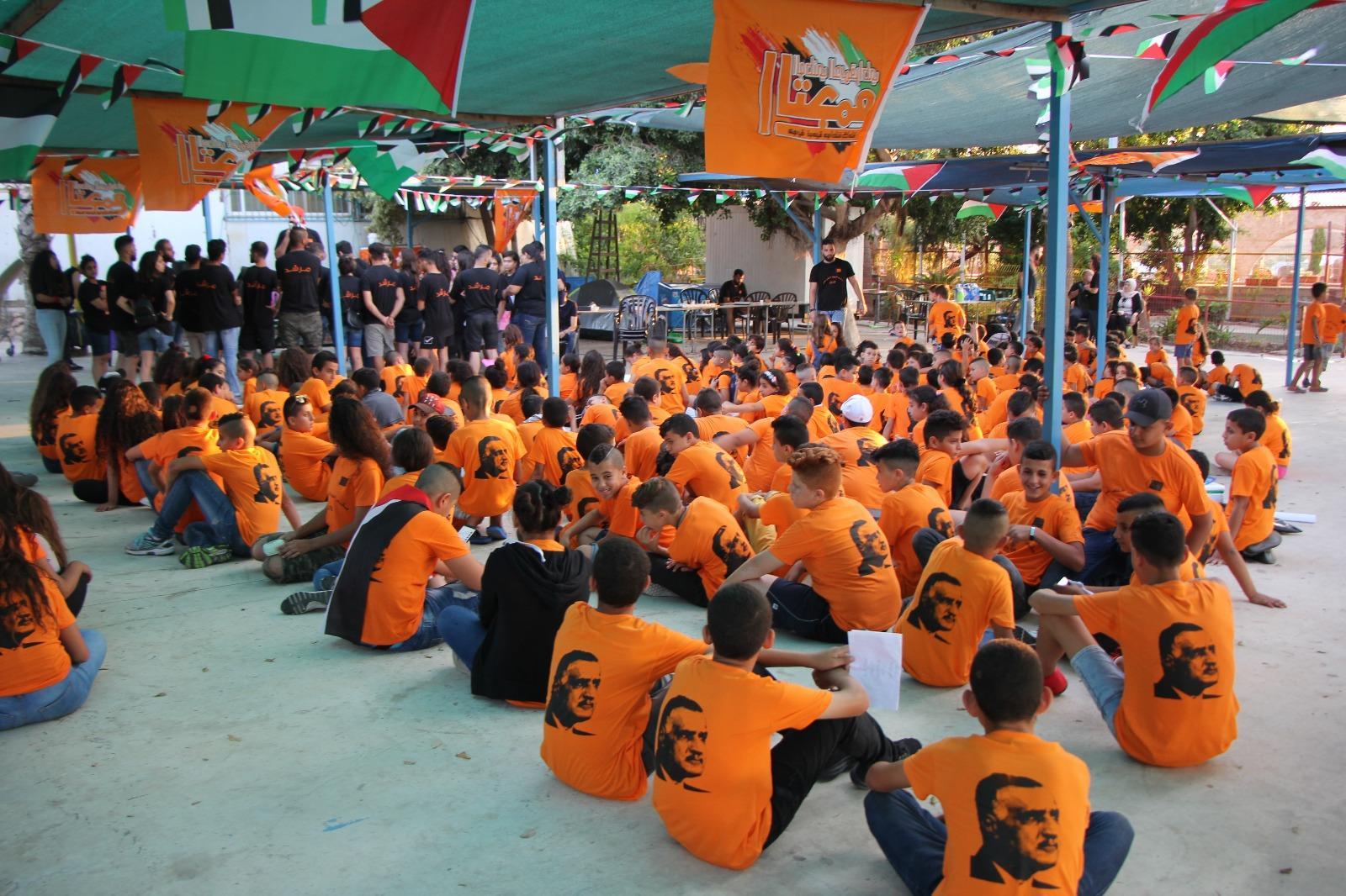 مخيم الهوية يُقام للعام الثامن عشر على التوالي