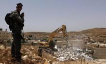 """الاحتلال يهدم منزلين في """"بيت البركة"""" بالعروب"""