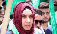 تمديد اعتقال والدة الشهيد غنام حتى الخميس