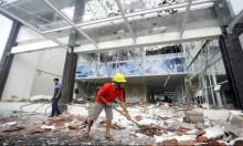 ارتفاع حصيلة زلزال إندونيسيا إلى 91 قتيلا