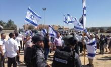 الشرطة تسمح لمتطرفين يهود بالتظاهر في أم الفحم