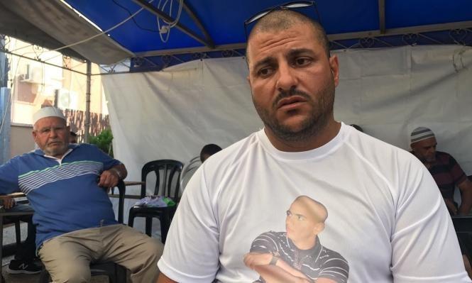 الشرطة تشهر السلاح بوجوه شبان في يافا