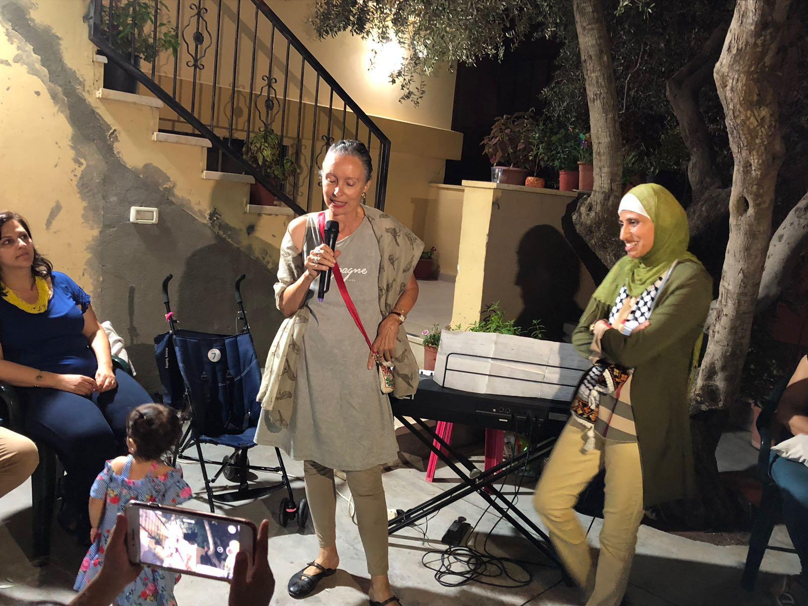أمسية تضامنية مع الشاعرة دارين طاطور عشية دخولها السجن