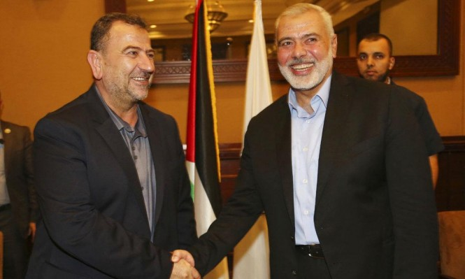 هنية: وفد حماس سيعود للقاهرة برؤية لكافة الملفات