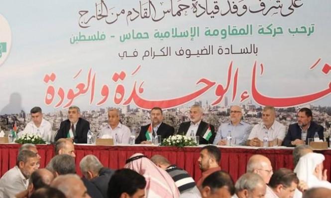 مسؤول في حماس يتوقع اتفاقا مع إسرائيل برعاية دولية قريبا