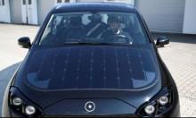 ألمانيا ستطرح سيارات كهربائية تعمل بالطاقة الشمسية في 2019