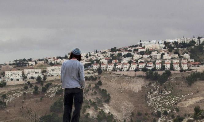 شرعنة بؤرة استيطانية بتوسيع مستوطنة في أراض بملكية فلسطينية