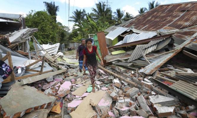 زلزال أندونيسيا يشرد 70 ألفا