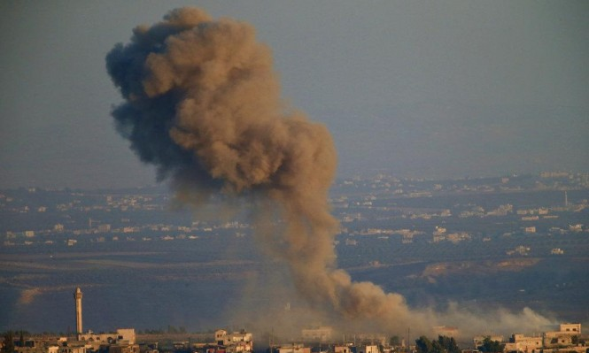 قوات النظام تقصف إدلب تمهيدا لشن هجوم عليها