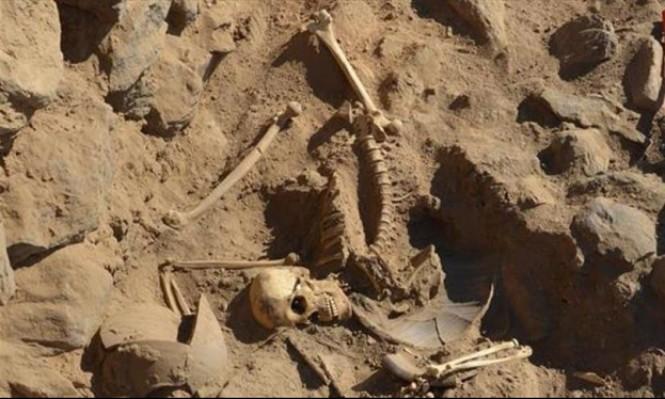 علماء يعثرون على هيكل عظمي عمره 7 آلاف عام بالمكسيك