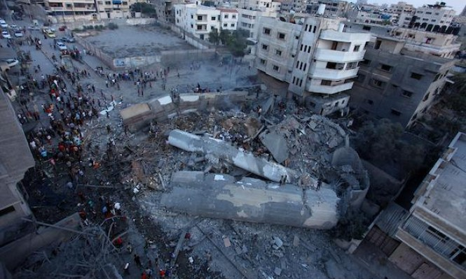 """التصعيد متواصل: """"الكابينيت"""" يوعز لجيش الاحتلال مواصلة غاراته على غزة"""